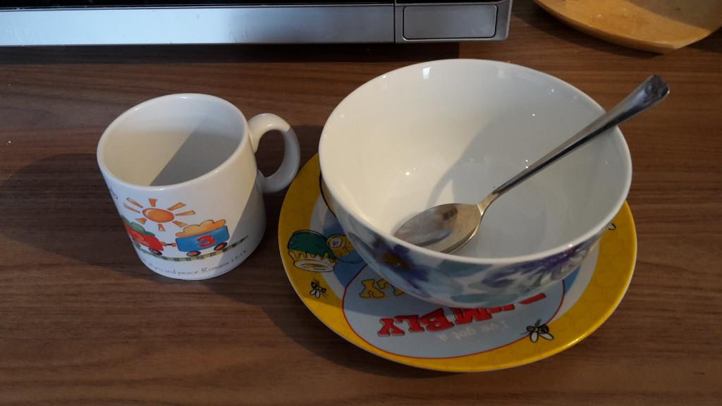 Ceramic Crockery for Children
