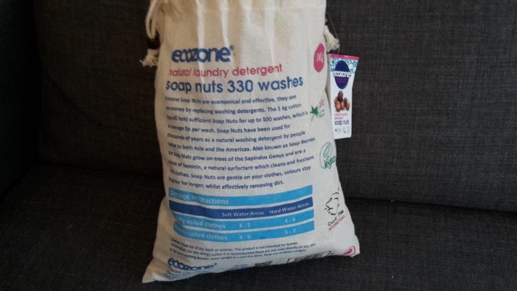 soapnuts bag