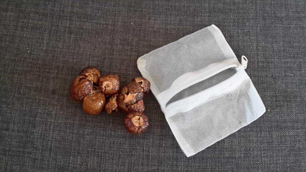 Soapnut mesh bag