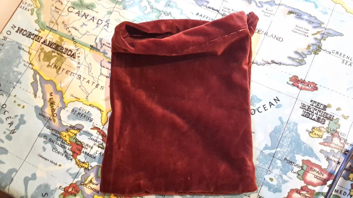 Bag without drawstring