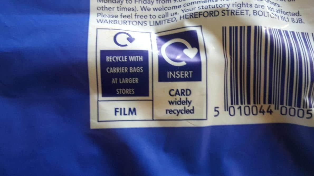 Roll plastic bag